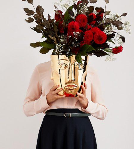 atelier_porcelany_cooler_faces_złoty_do_lodu_pojemnik_wino_na _szampana_porcelanowy_fuerstenber_sieger_germany_design_sylwester_04